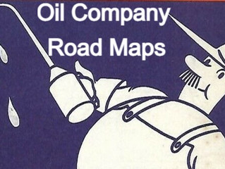 Oil Company Road Maps