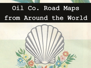 Oil Company Maps from Around the World