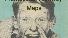 Promotional Highway Maps