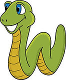 GREEN WORM CLIP ART FOR POSTERS.jpg