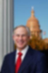 ONLINE PIC GOV GREG ABBOTT PORTRAIT WITH