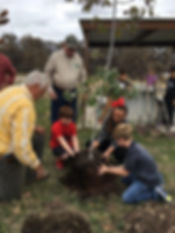 NOV 6 2019 Billy Kniffen & 4th Graders t