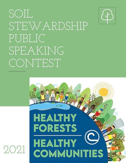 2021 Soil Stewardship Public Speaking Guidelines Packet
