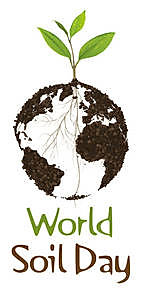 LOGO FROM WORLD SOIL HEALTH DAY WEBSITE