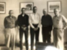 Menard County SWCD Directors, Nov 1967 picture