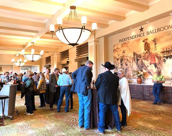 Highlights and pictures of the 79th Annual Meeting of SWCD Directors in San Antonio, TX