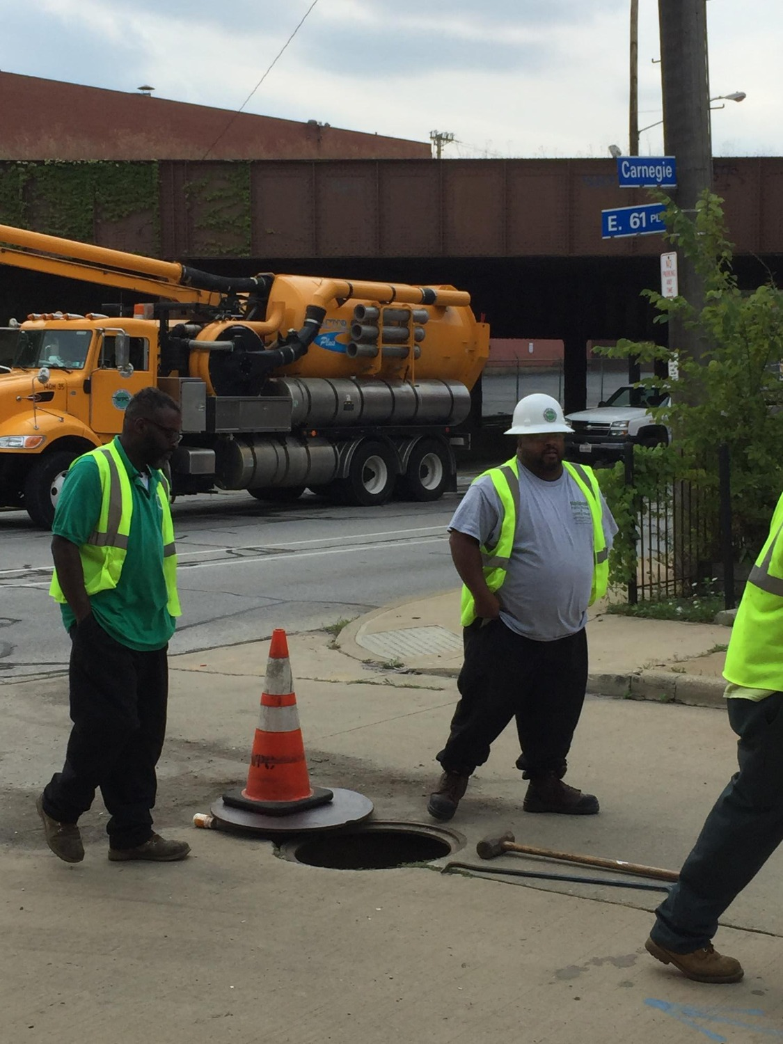 City of Cleveland Water Crew 2015-9-22-15:33:5
