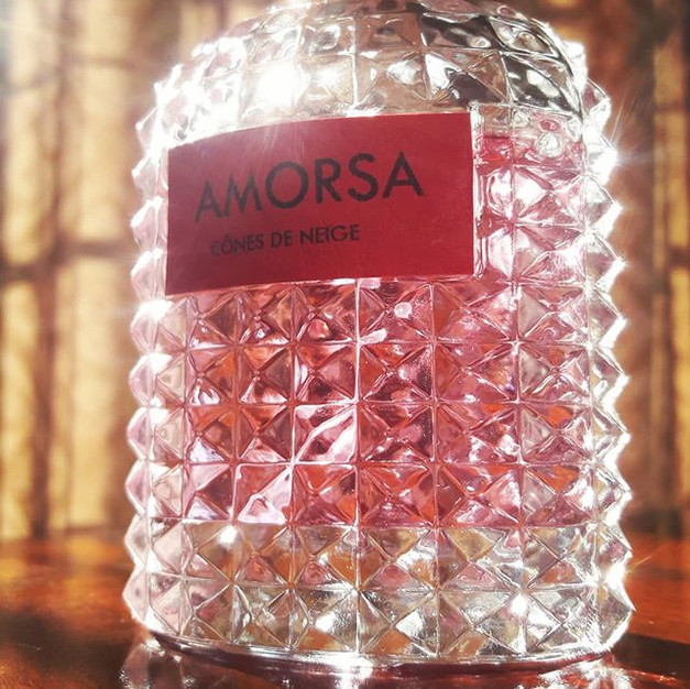 Have you tried this new AMORSA perfume,