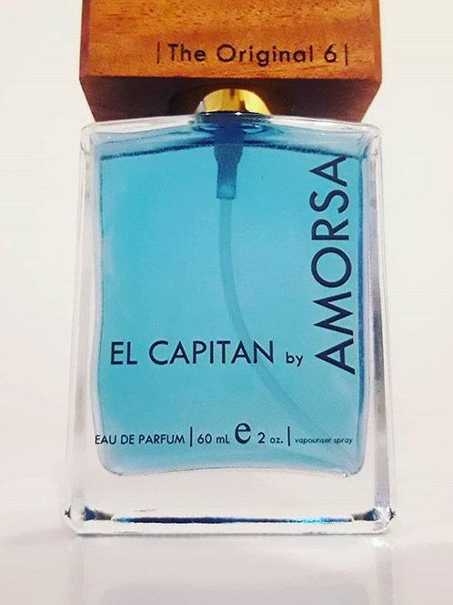 EL CAPITAN eau de parfum