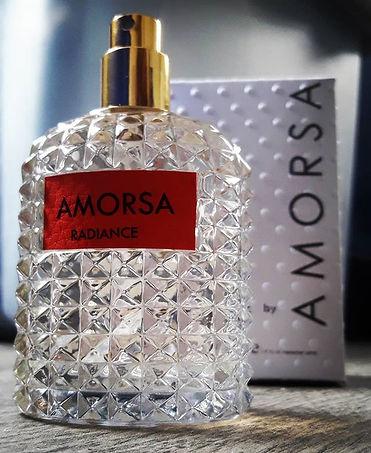 RADIANCE Eau de Parfum by AMORSA.__Made