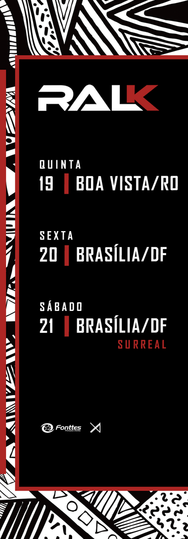 Agenda de Shows Semanal - Stories