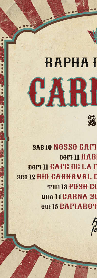 Agenda de Shows Temática