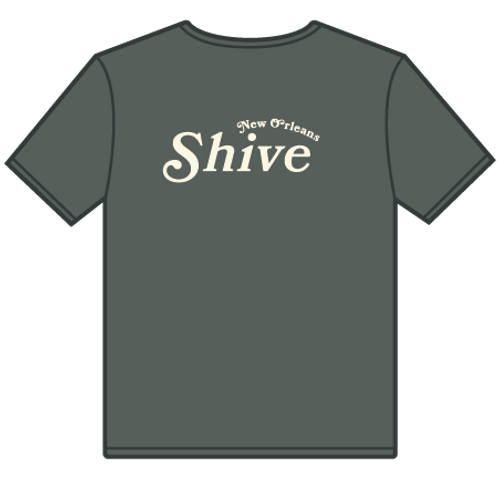 Shive OLIVE Defintion Tee