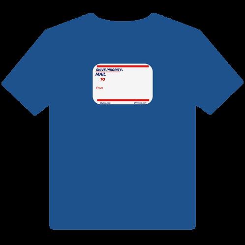 Customizable post office tee
