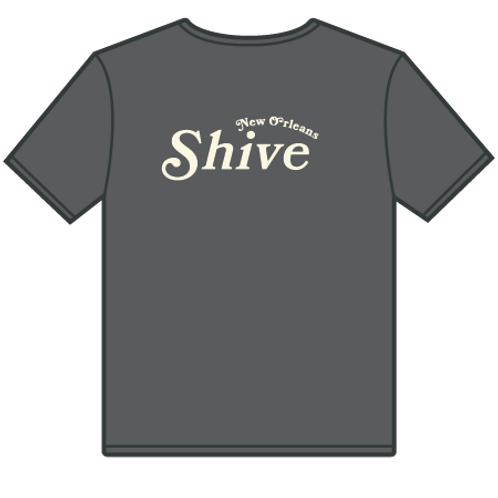 Shive GRAY Definition Tee
