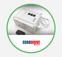 Eurodrive and DRS Roller Shutter Control Units