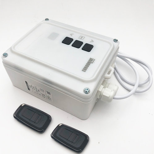 Qualkit Control Unit with 2 Premium Handsets