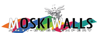 Moskiwalls created by Entomologist Dr Francois Martin founder of Kyzox technology