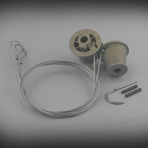 Apex Garage Door Cone and Cables