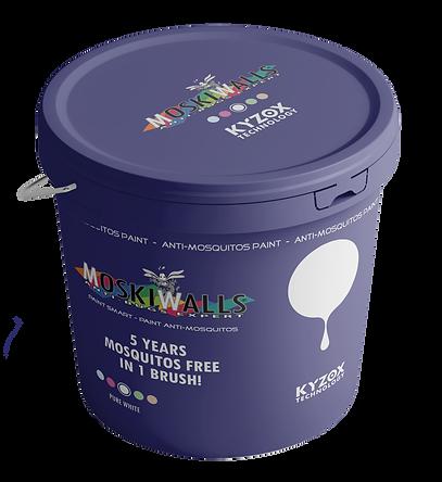 kyzox moskiwalls Paint pail