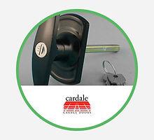 Cardale Garage Door Locks and Handles