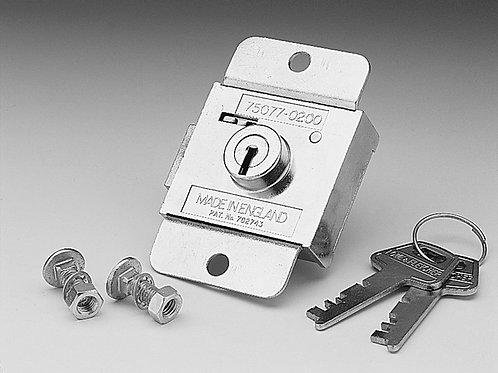 Garador Garage Door ZA Type Cabinet Lock (Pattern)