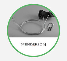 Henderson Garage Door Cone and Cables