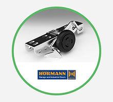 Hormann Garage Door Roller Spindles
