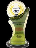 kyzox won People's choice award 2016
