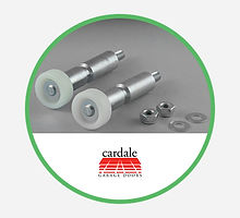 Cardale Garage Door Roller Spindles