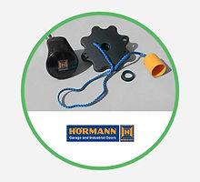 Hormann Garage Door Locks and Handles