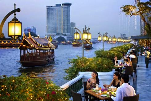 Mandarin Hotel | Thailand