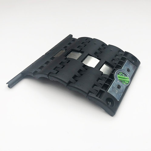 Aluroll Roller Shutter Garage Door locking Straps (55mm) side view
