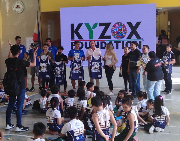 kyzox foundation. dr francois martin