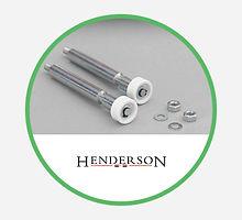 Henderson Garage Door Roller Spindles