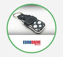 Eurodrive and DRS Roller Shutter Handsets