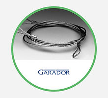 Garador Garage Door Cones and Cables