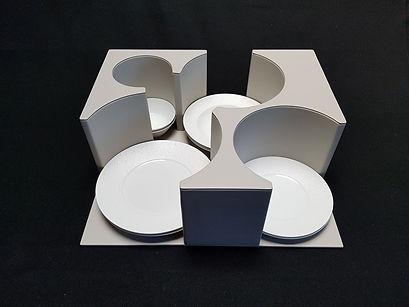 Drawer Insert for plates