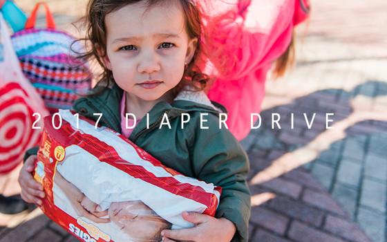 Diaper Drive Success!