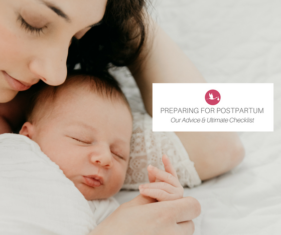 Preparing for Postpartum