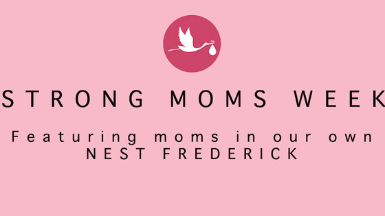 Celebrating Mother's Day with Strong Moms Week