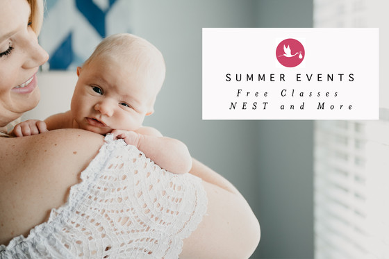 FMD Summer Schedule- Free Classes, NEST and More