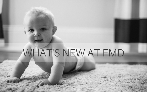 What's New at FMD