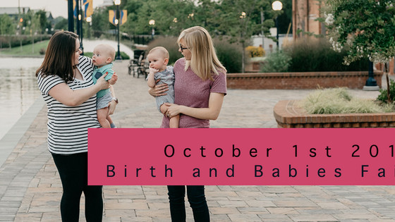 Join us for the Birth and Babies Fair