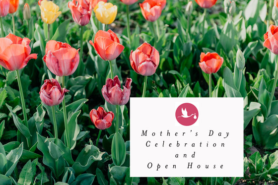 It's a Mother's Day Celebration and We Want to See You