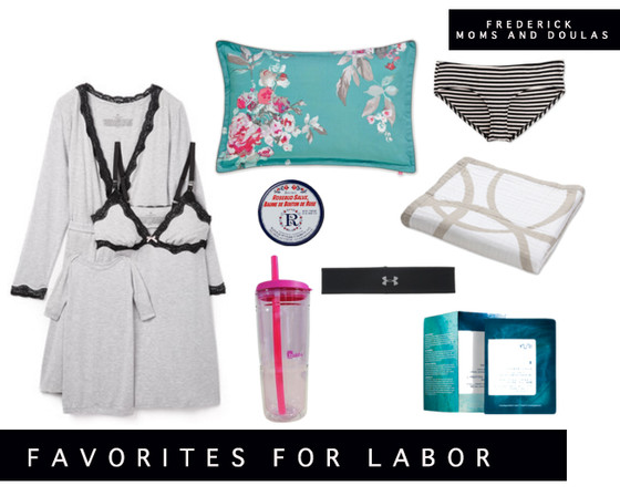 Our Favorite Things for Labor-Mom Edition