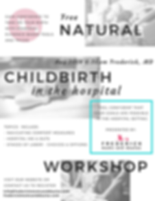 Natural Childbirth Workshop Flyer.png