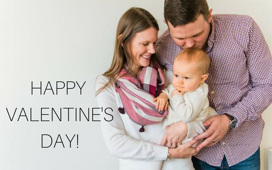 Happy Valentine's Day to YOU!