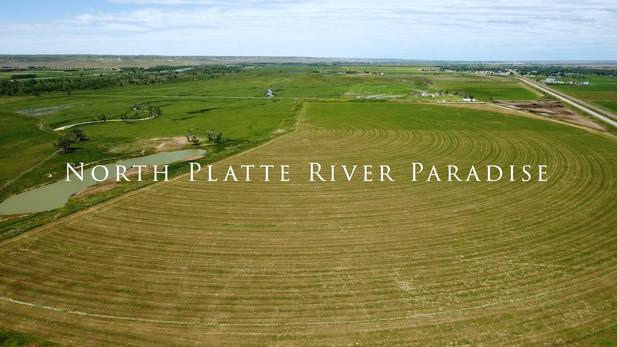 North Platte River Paradise