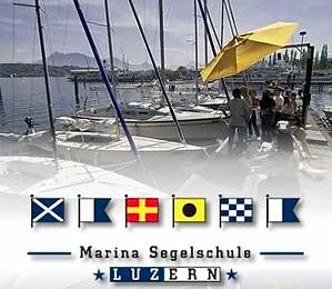 Dobler Ingold Marina Segelschule Luzern